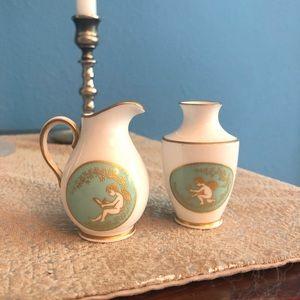 Vintage Spode Miniature Collectibles